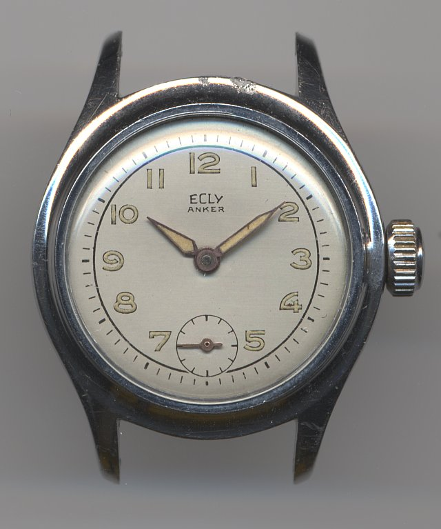 Ecly Anker gents watch