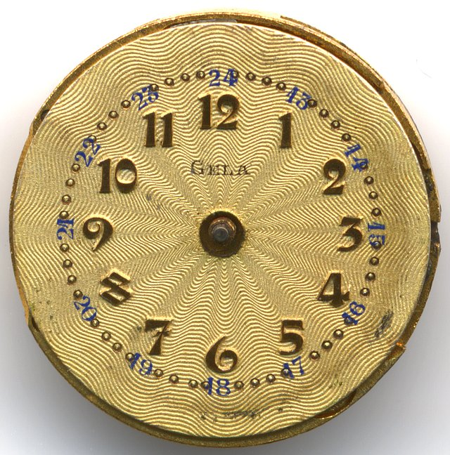 Gala ladies' watch  (only dial)