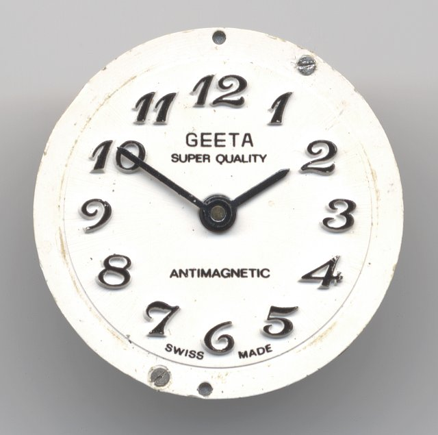 Geeta ladies' watch  (dial only)