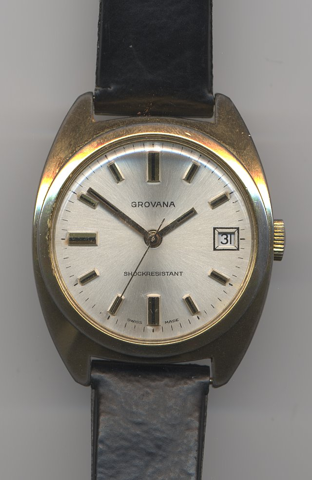 Grovana mens' watch