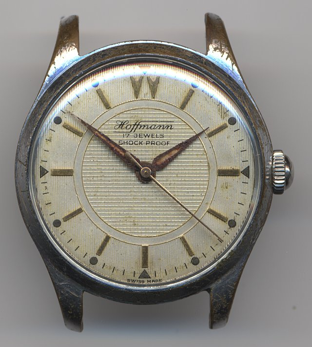 Hoffmann gents watch