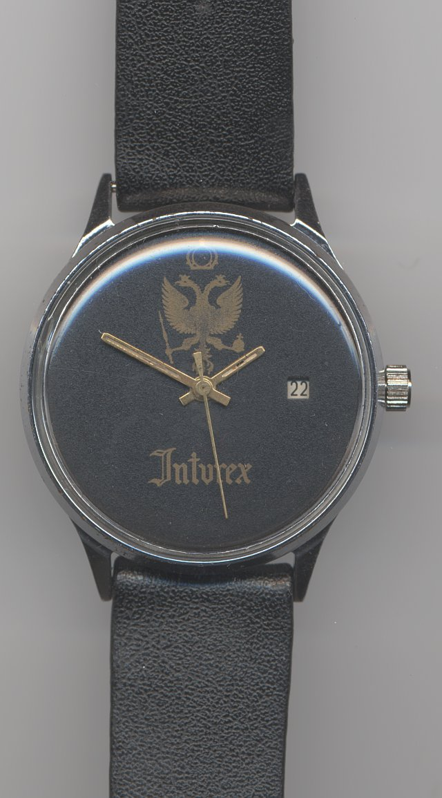 Inturex gents' watch