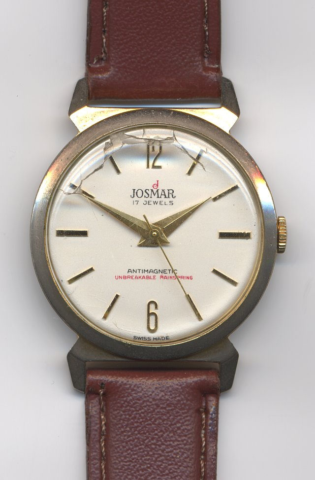 Josmar mens' watch