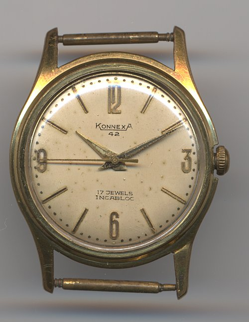 Konnexa 42 gents watch