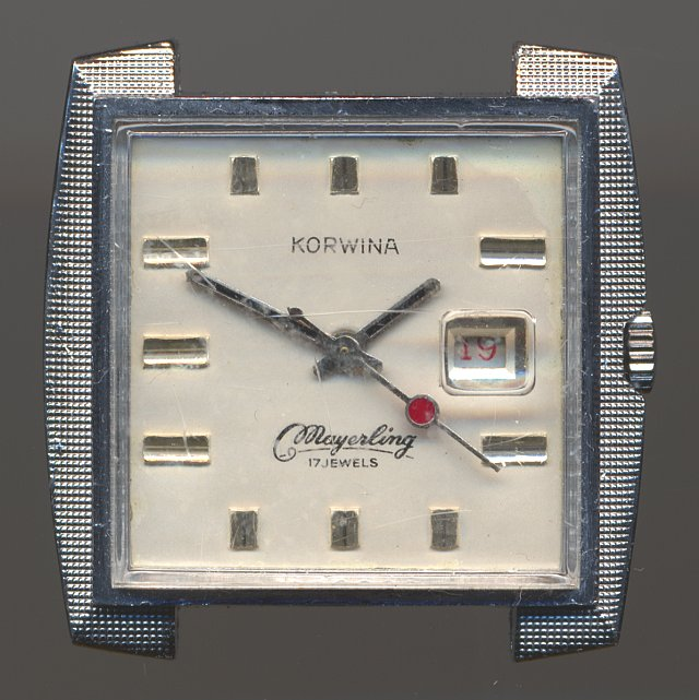 Korwina Mayerling mens' watch