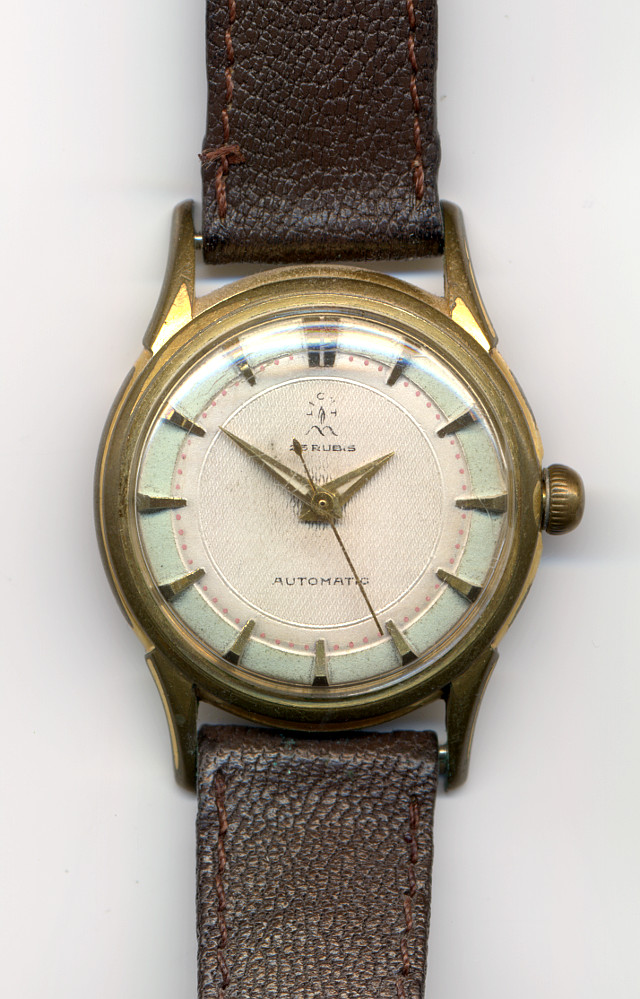 Licht Automatic gents watch