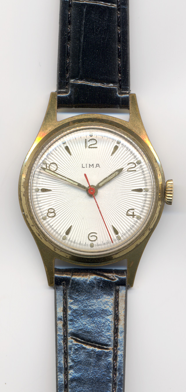 Lima gents watch
