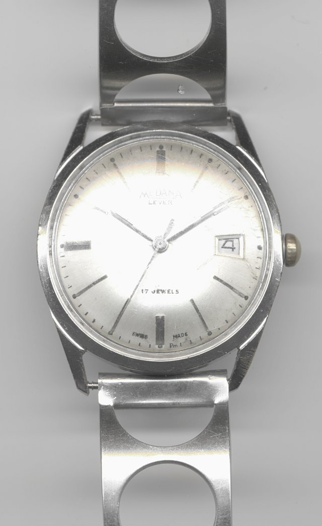 Medana Lever gents watch