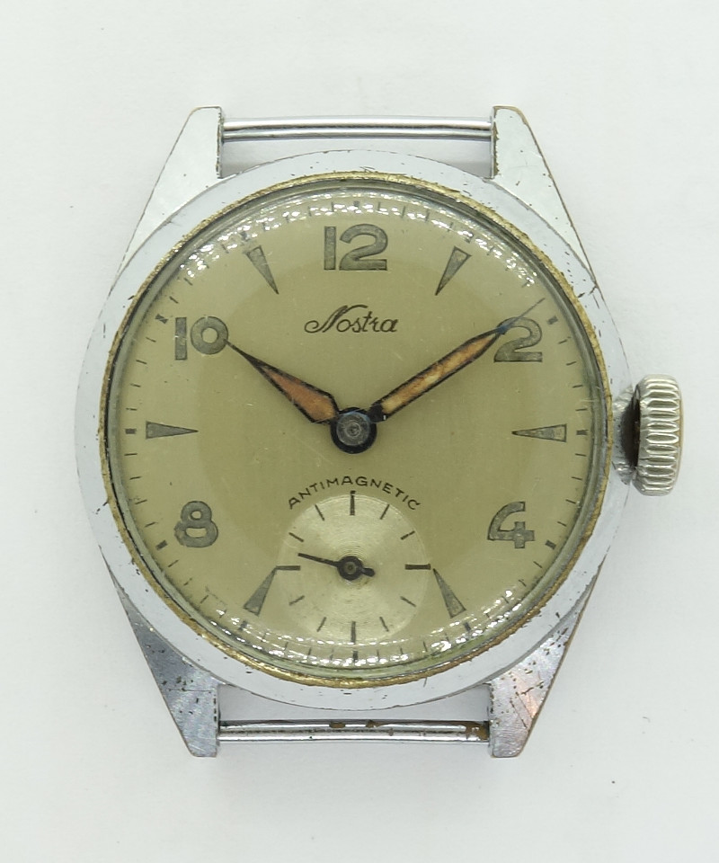 Nostra gents watch (7 Jewels)