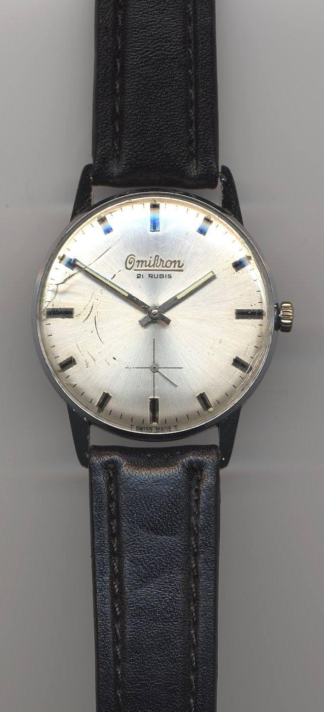 Omikron gents watch