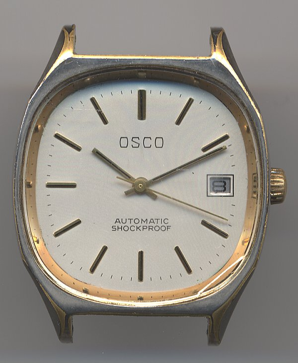 Osco Automatic gents watch