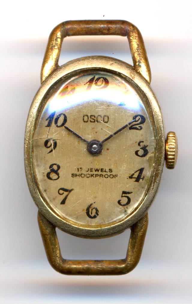 Osco ladies' watch