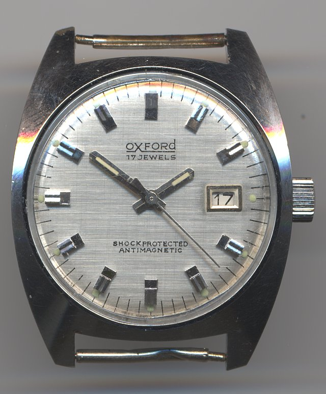 Oxford gents watch