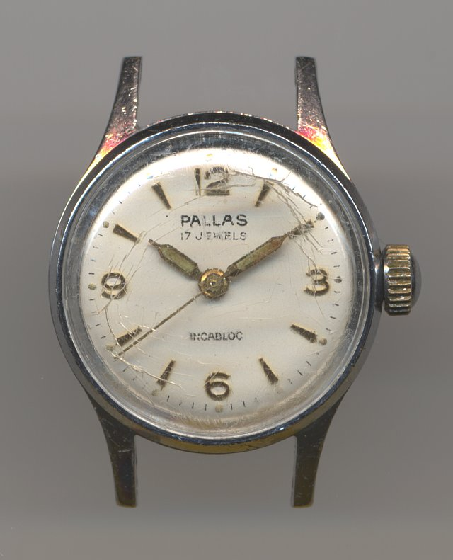 Pallas ladies' watch