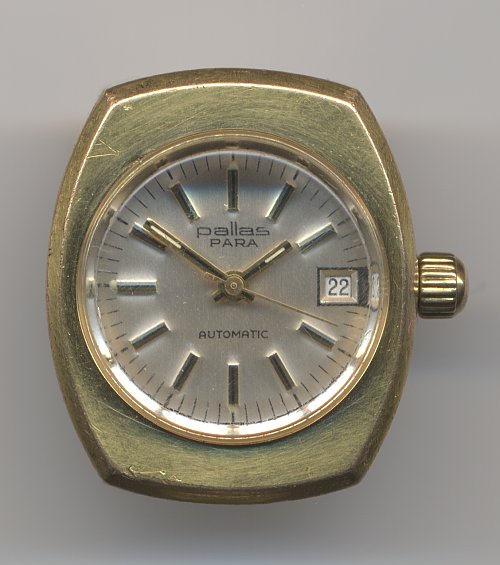 Pallas Para Automatic ladies' watch
