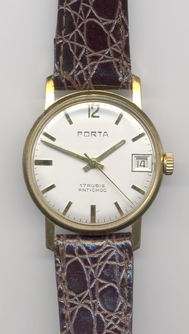 Porta gents watch