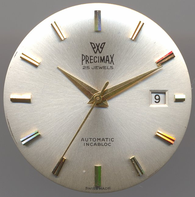 Precimax Automatic gents watch  (dial only)