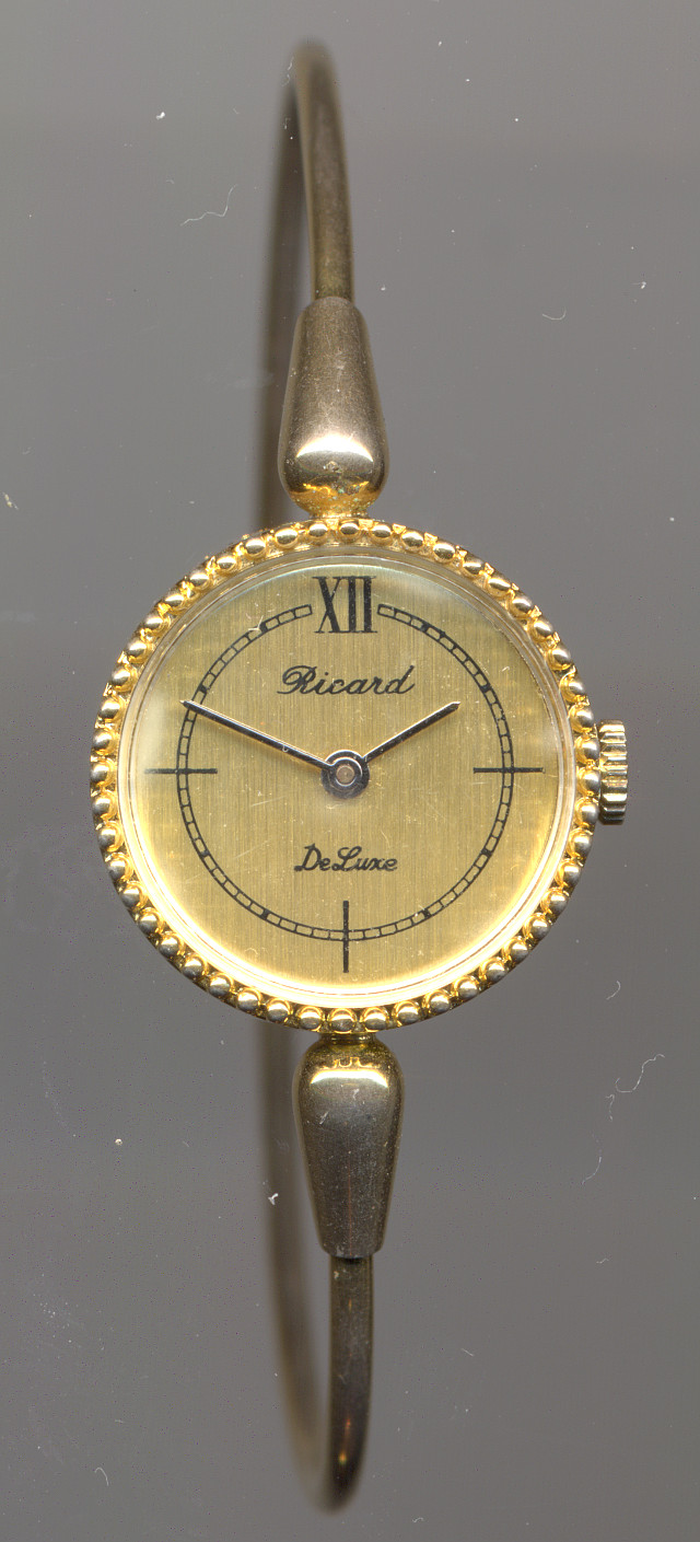 Richard De Luxe ladies' watch