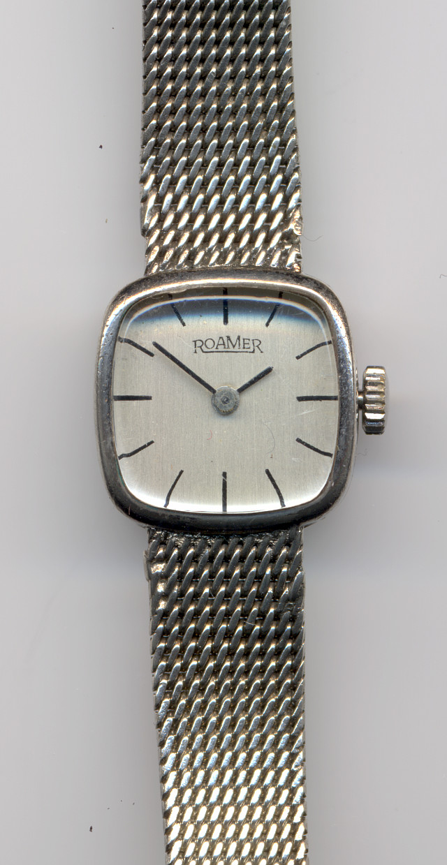 Roamer ladies' watch