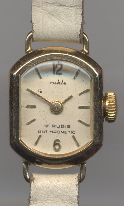 Ruhla ladies' watch