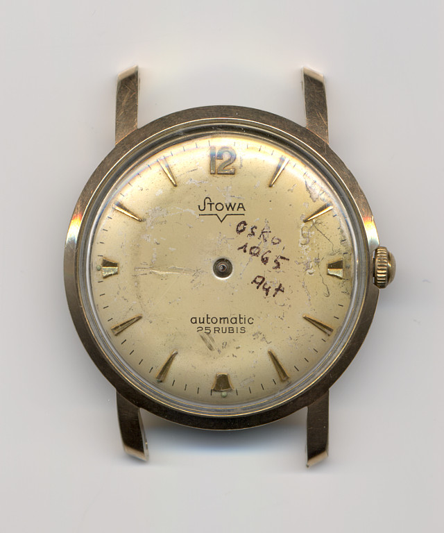 Stowa gents watch  (incomplete)