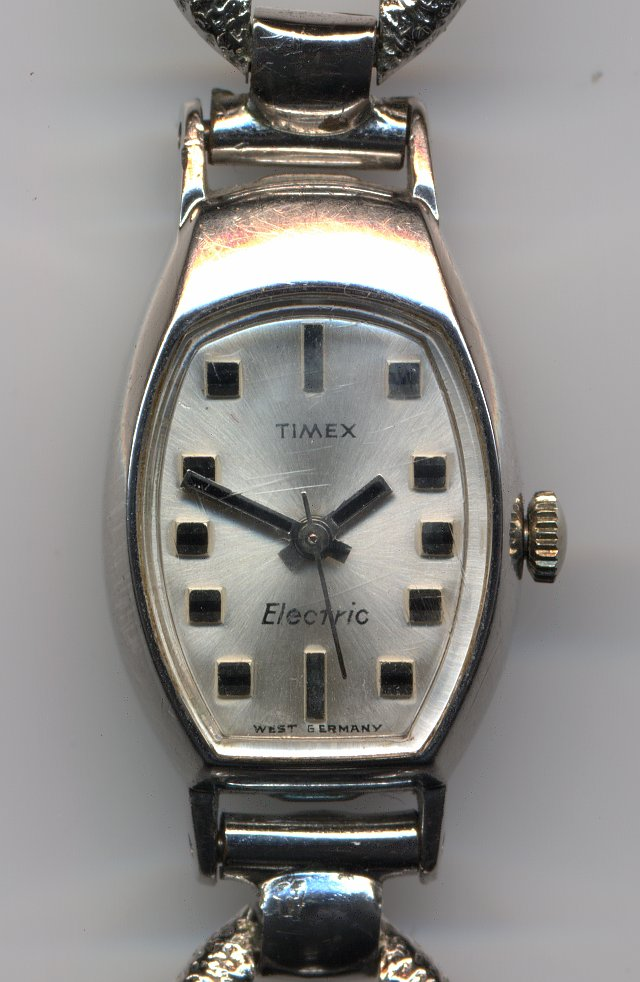 Timex Electric ladies' watch
