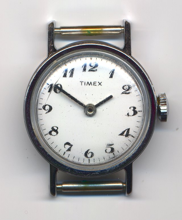 Timex ladies' watch model 10052