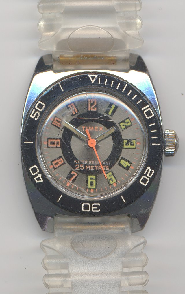 Timex divers' watch model 23271