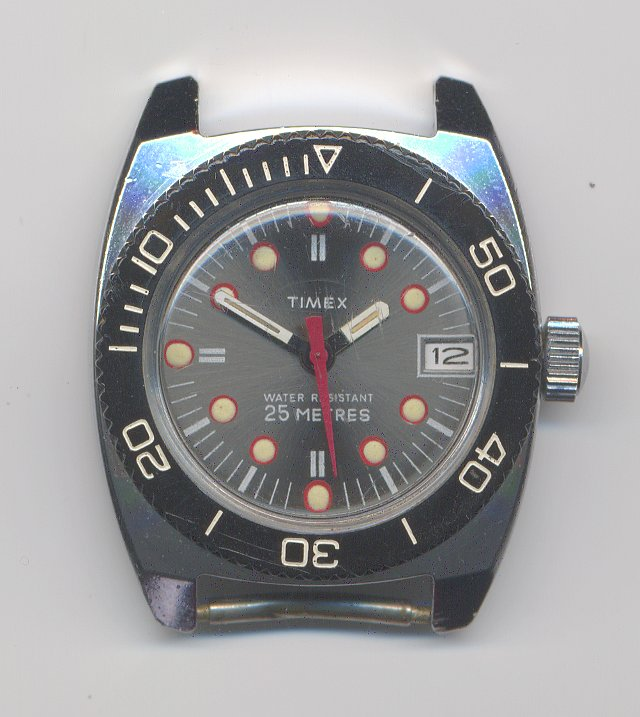 Timex divers' watch model 23770
