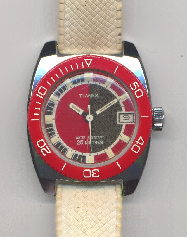 Timex divers' watch model 23772