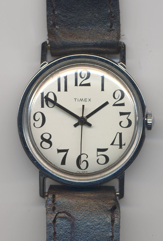 Timex gents watch model 25169