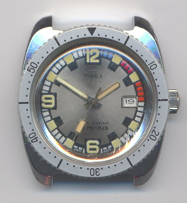 Timex divers' watch model 27677