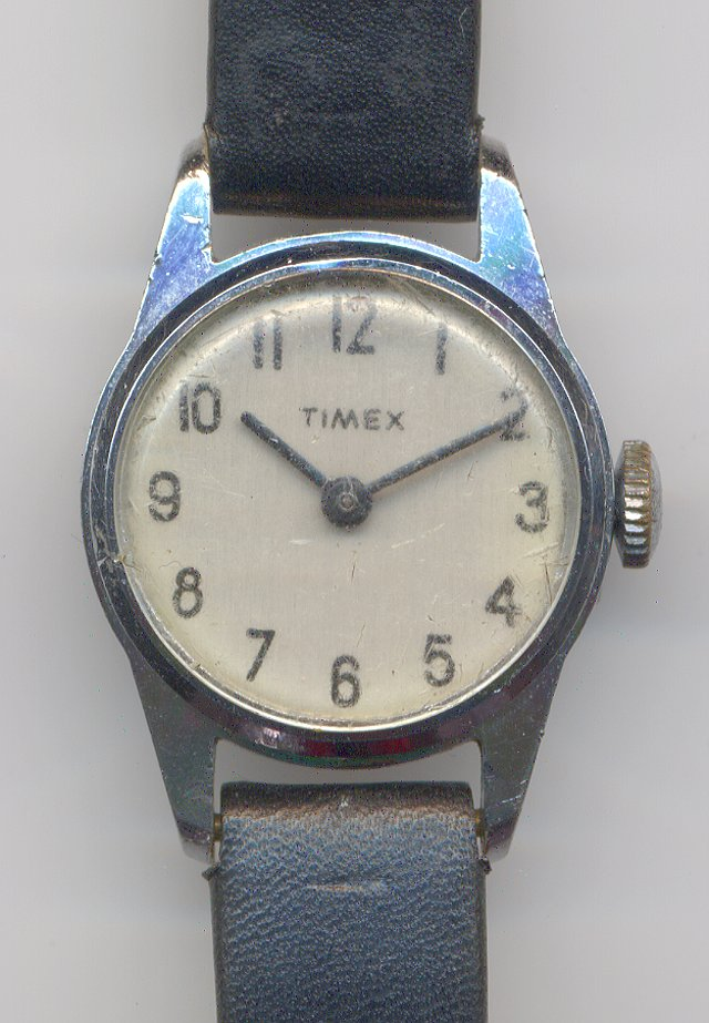 Timex ladies' watch model 5270