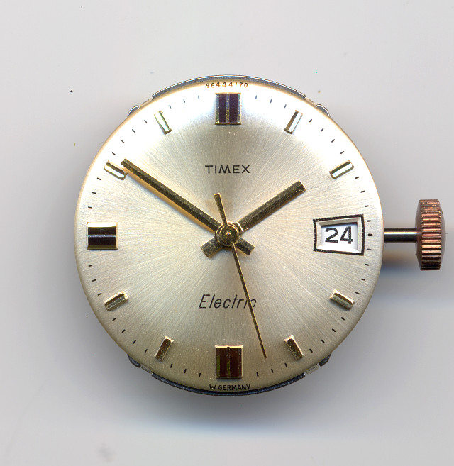 Timex gents watch model 9644  (without case)