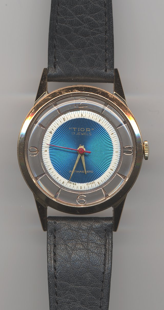 Tior Cocktail gents watch