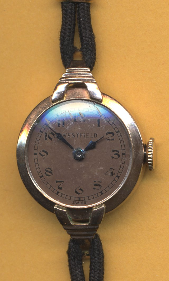 Westfield ladies' watch