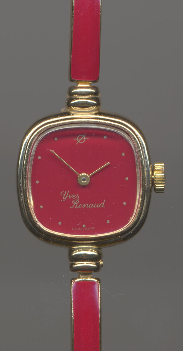 Yves Renaud ladies' watch