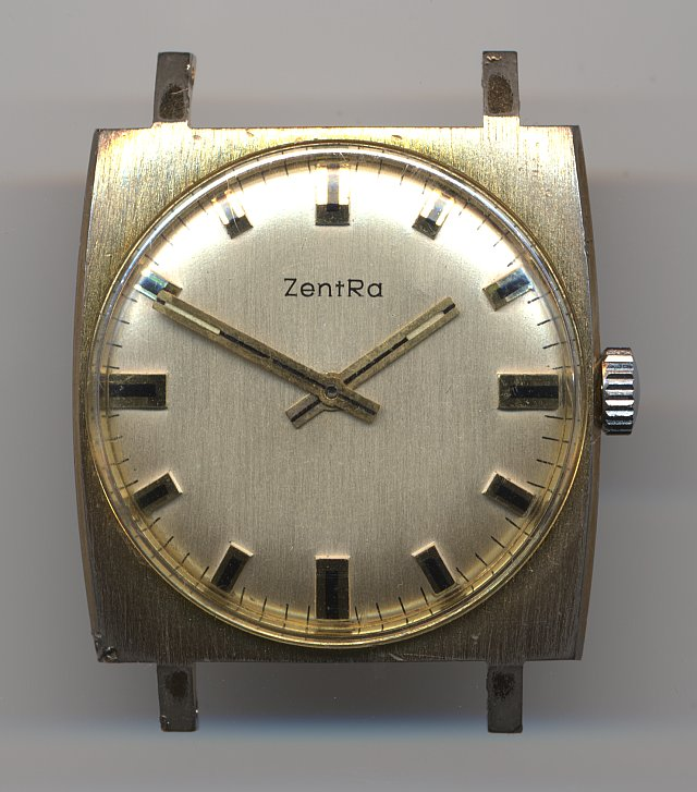 ZentRa gents watch